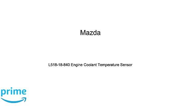 L35G-18-840 Engine Coolant Temperature Sensor Genuine Mazda