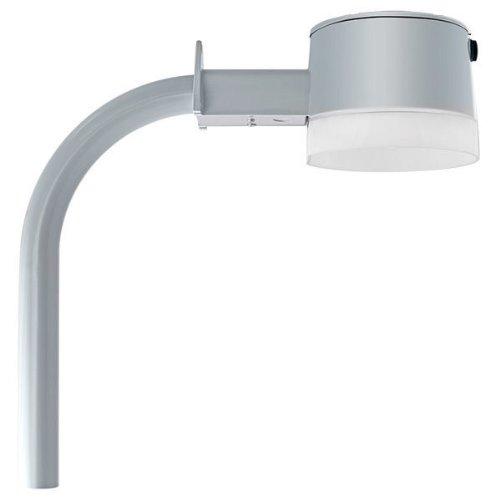 RAB YBLED26N/ARM - 26 Watt - LED - Barn Light Fixture with Arm - 150W HPS Equal - 4000K Cool White - 120 Volt by RAB Lighting
