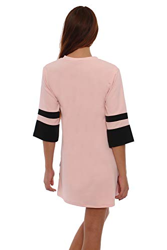 Skater Taille S Robe L Rose Mini 4tuality® FHw8qAx
