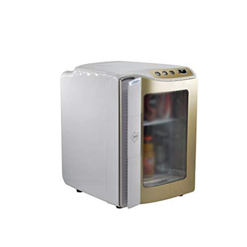 Car Refrigerator Electronic Cold Box Car Dual-use White-collar Office Refrigerator Freezer Dormitory Refrigerator