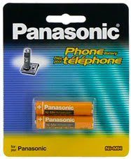 Panasonic Original Ni-MH Rechargeable Battery for the Pan...