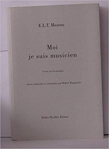 Moi Je Suis Musicien Ecrits Sur La Musique Amazon Fr