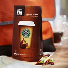 Starbucks VIA Ready Brew Colombia Coffee (24 Ready-mixed Servings)