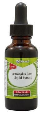 Vitacost Astragalus Root Liquid Extract - Alcohol Free -- 2000 mg - 1 fl oz (Extract Astragalus Liquid Herbal)