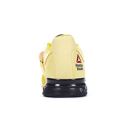 Reebok Zapatillas de Lona Para Mujer Amarillo Amarillo