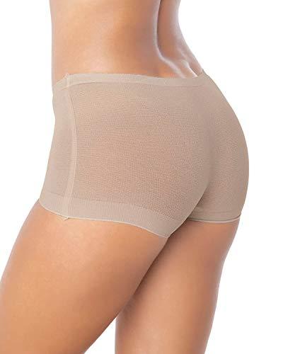 Leonisa 3-Pack Stretch Boyshort Panty