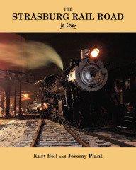 (Strasburg Rail Road In Color)
