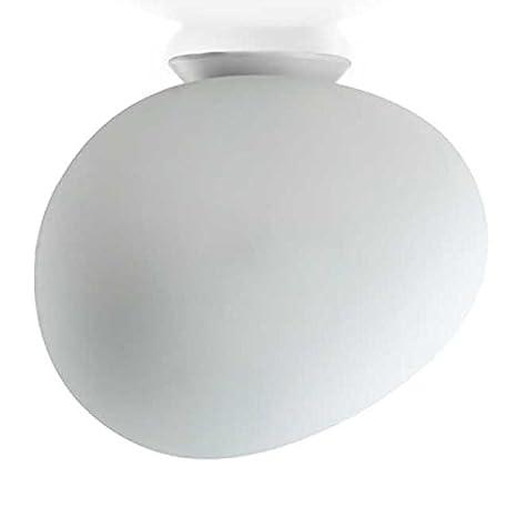 Foscarini Lámpara De Techo/Aplique Gregg Media 1 luz E27 ...