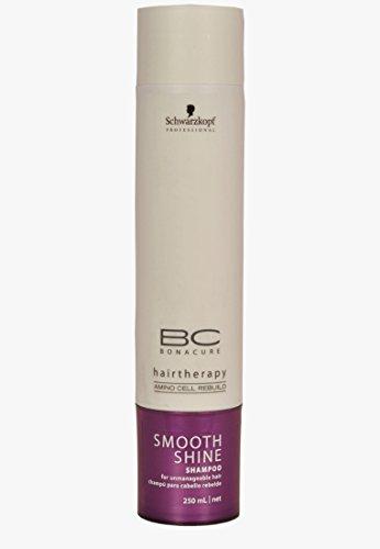 Bonacure 255584 Smooth Shine Shampoo - 8.5 oz. (Smooth Bonacure Shampoo Shine)