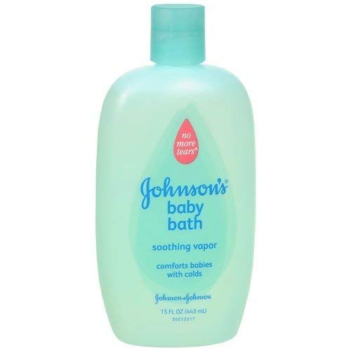 Johnson's Baby Soothing Vapor Bath 15 fl oz (444 ml)(pack of 2) Johnson' s Baby