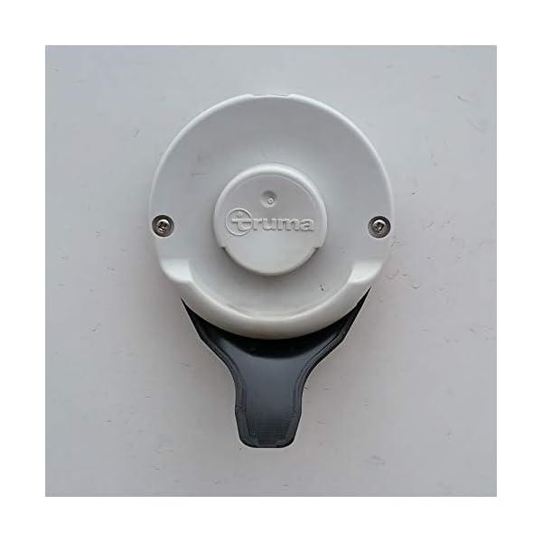 31AA7Bgrn4L Manufaktur3D Kondenswasserablauf Kaminschild Ablauf für Deckel Kamindeckel Kaminabdeckung Abgaskamin der Heizung an…