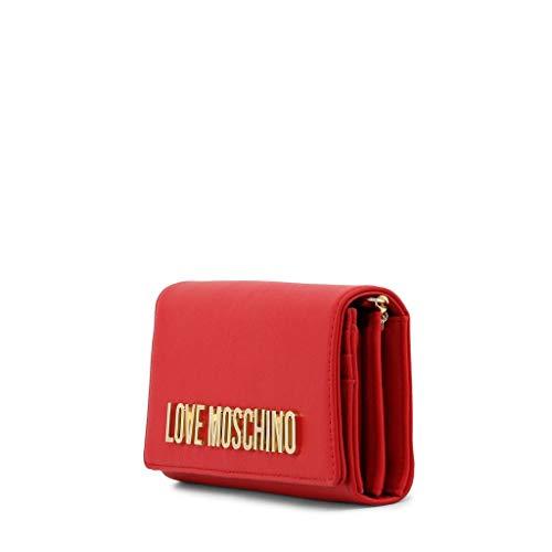 Bolso Mujer Asas De Rojo Moschino Para Small OdqHFBZB