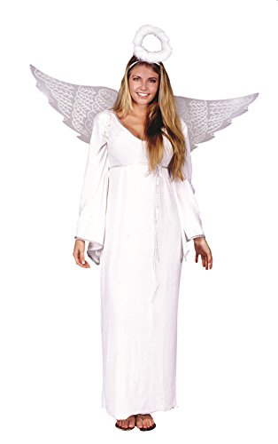 RG Costumes Women's Classic Angel, White, One Size