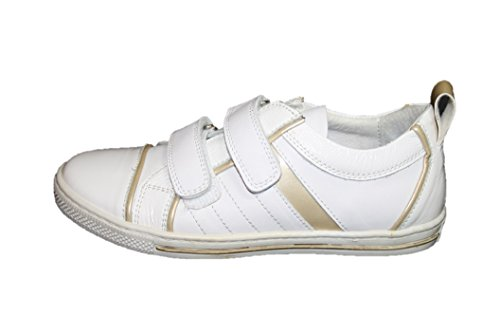 Baleine kid cherie enfants chaussures fille 7681, blanc, or, pointure 31 (sans boîte)