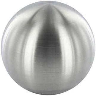 ESS Massivkugel mit Innengewinde poliert M6 25mm