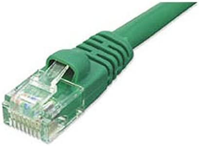 W// Boot 3ft Ziotek CAT6 Patch Cable Green