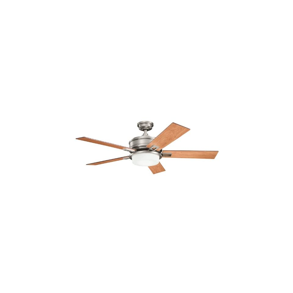 Talbot Transitional 52 Five Blade Indoor Ceiling Fan with Integrate