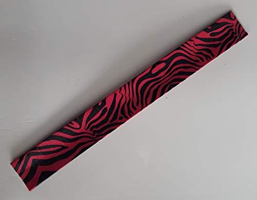 Pink Zebra Slap Bracelet ()