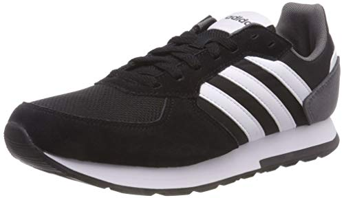White White Ftwr adidas Negro Ftwr Hombre para Core Grey Running Five Zapatillas Five Black Black Core 8k de Grey ZgavZ