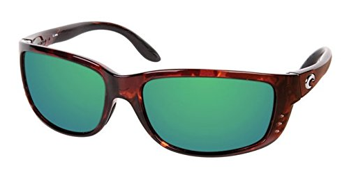Costa Del Mar Zane Sunglasses Tortoise/Green Mirror - Costa Mar Del Sunglasses Discount