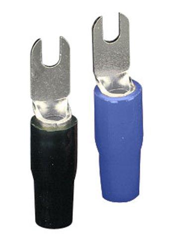Scosche EBS8-4 8 Gauge Spade Terminals - 4 Pack