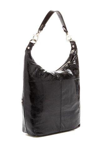 Shoulder Bag Vintage International Black Hobo Jude Leather vcqzSfIWCH