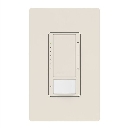 - Lutron Deep Back Cover Maestro CL Occupancy Sensor and Dimmer Light Almond (MSCL-OP153MH-LA)