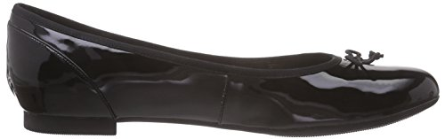 Clarks Couture Bloom 261154754- Bailarinas Mujer Negro (Black Pat)