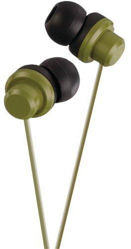 JVC HAFX8G Headphone, Riptidz, (Jvc Green)