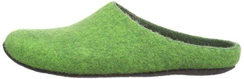 Sfoderate Unisex Magicfelt Magicfelt Magicfelt Pantofole 4801 verde Verde Grün 17720   1e0c09