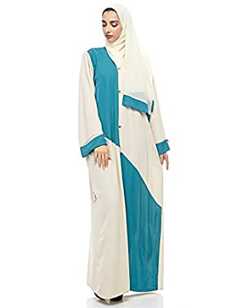 Look Style Casual Abaya For Women