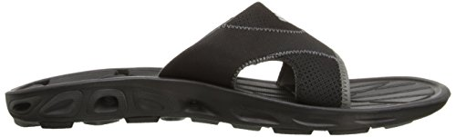 Men's Techsun Sandal Charcoal Vent Columbia Black Slide d5PwyCq