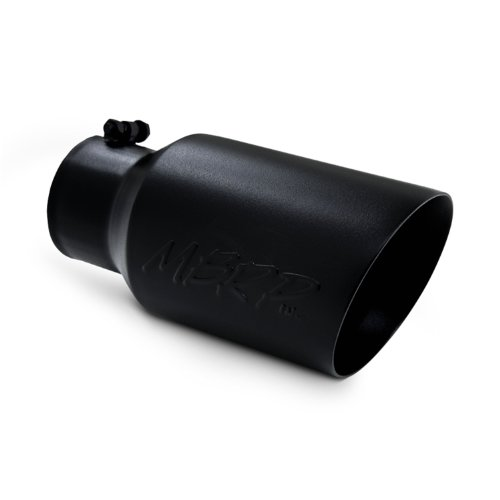 6 inch chrome exhaust tip - 7
