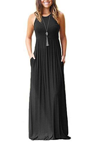 Long Maxi Dress - 8