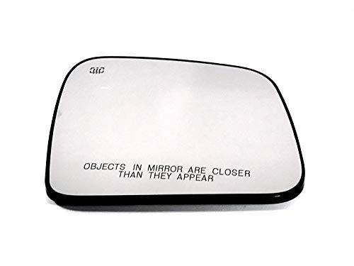 BAP Fits 12-18 Jp Grand Cherokee 11-19 Dg Durango Rt Passenger Heated Mirror Glass w/Holder