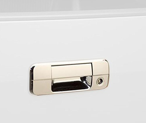 (Putco 400094 Chrome Tailgate and Rear Handle Cover)