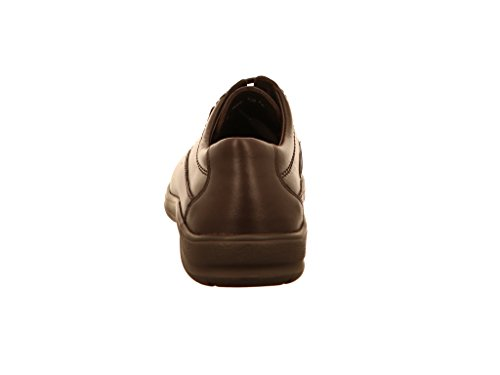 Mobils EZARD ELCHO 9051 Dark Brown P1762616, Scarpe Stringate Basse Uomo Marrone