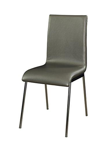 Powell 205-4962 Putnam PU Side Chair Seats (Set of 4)