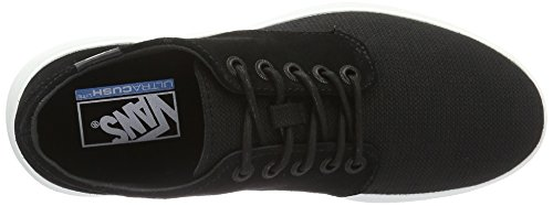 Basses Sneakers Homme Vans 2 UA Iso Black prime wSqyIgv7Ry