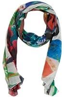 Desigual - carry - foulard - imprimé - femme