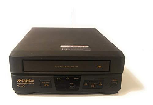 sansui vcp1506 Video Cassette Player ac/dc VCR
