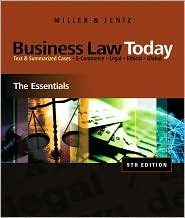 Download Business Law Today 9th (nineth) edition Text Only PDF