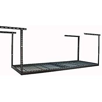 Amazon Com Saferacks Factory Second 4x8 Overhead Storage Rack