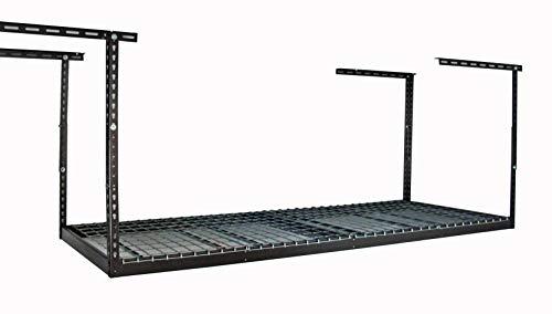 - MonsterRax - 3x8 Overhead Garage Storage Rack (24