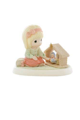 Precious Moments May The Blessings of The Holy Family Be with You Figurine
