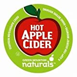 Green Mountain Naturals™ Hot Apple Cider K Cups 144 Ct (6 Boxes of 24 Ct)