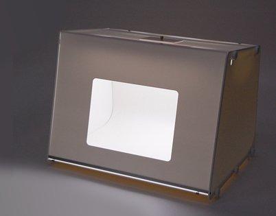 Andoer 20''x16'' Portable Mini Kit Photo Photography Studio Light Box Softbox Mk50 110V by Andoer