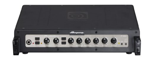 Ampeg PF800 Portaflex 800W Class D Bass Head Amplifier by Ampeg