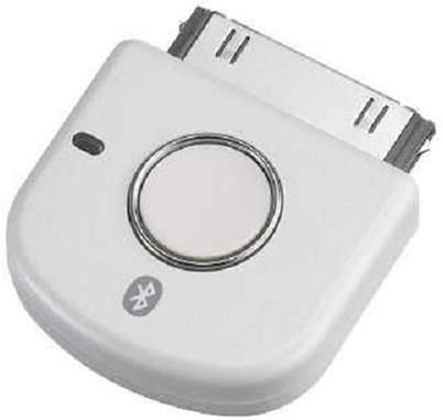 Bluetooth Wireless Transmitter for iPod (White) (Renewed)