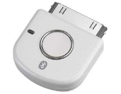 Sony Bluetooth Wireless Transmitter for iPod (White) (Renewed)